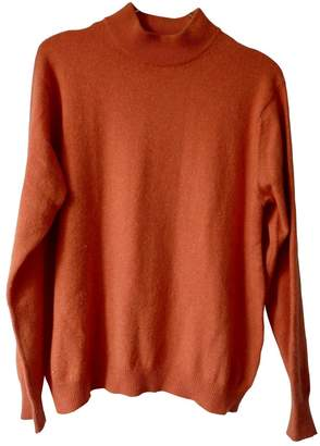 N. Eric Bompard \N Orange Cashmere Knitwear for Women
