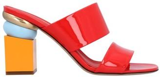 Salvatore Ferragamo Lotte leather sandals