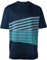 Lanvin 'Camiseta' striped T-shirt - men - Cotton - S