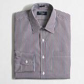 J.Crew Factory Tall Thompson dress shirt in check