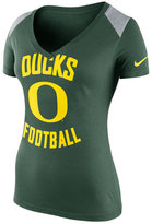 Nike Women's Oregon Ducks Stadium Football T-Shirt