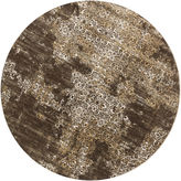 Loloi Kingston Arabesque Round Rug