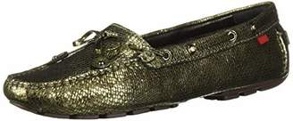 Marc Joseph New York Women's Leather Made in Brazil Cypress Hill Driving Style Loafer