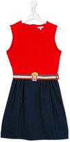 Little Marc Jacobs belted dress - kids - Cotton/Modal - 14 yrs