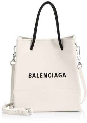 Balenciaga Extra Extra-Small Shopping Leather Tote