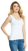 MICHAEL Michael Kors Scoop Neck Knit Tank Top