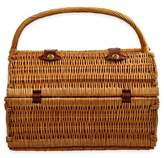 Picnic at Ascot Yorkshire Picnic Basket with Blanket and Coffee Flask