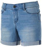 Juicy Couture Women's Flaunt It Jean Shorts