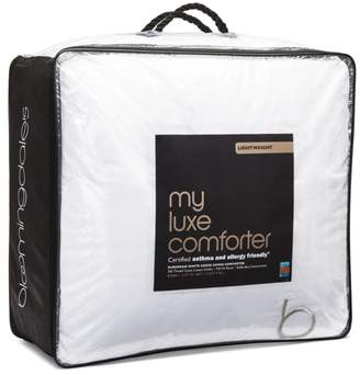 Bloomingdale's My Luxe Asthma & Allergy Friendly® Medium Weight Down Comforter, King - 100% Exclusive