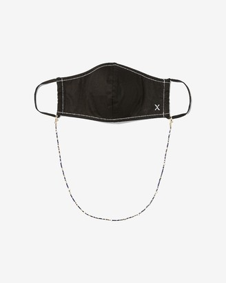 Express Beaded Face Mask Chain