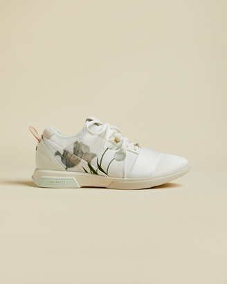 Ted Baker NEMA Elderflower runner trainers