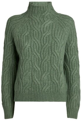Vince Twisted-Chain Sweater