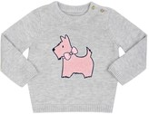 Juicy Couture Baby Sweater Scottie Dog Pullover