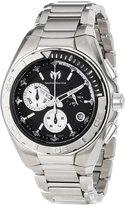 Technomarine Men's 110002S Cruise Steel Metal Bracelet Watch