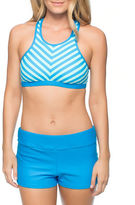 Next Barre To Beach Cutout Sport Bikini Top