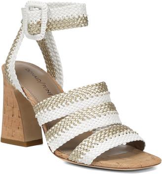 Donald J Pliner Rinata Leather Sandal