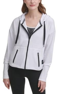 Calvin Klein Hooded Active Jacket