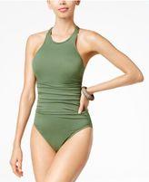 Magicsuit Danika High-Neck Tummy-Control One-Piece Swimsuit