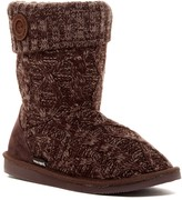 Muk Luks Janet Faux Fur Lined Boot