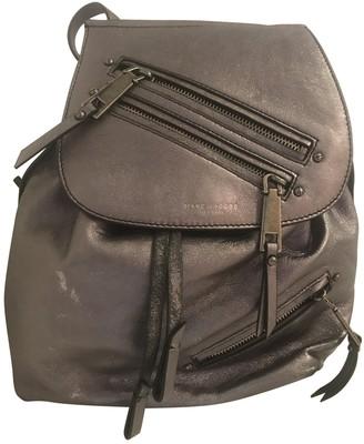 Marc Jacobs Metallic Leather Backpacks