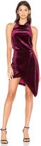 Elliatt x REVOLVE Velvet Camo Mini Dress