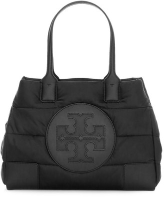 Tory Burch Mini Ella Quilted Nylon Tote