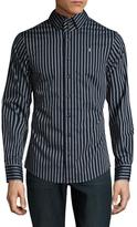 Vivienne Westwood Striped Sportshirt