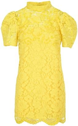 Marc Jacobs Laced Mini Dress