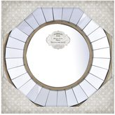 "Parisian Home 10"" x 10"" Round Wall Mirror"