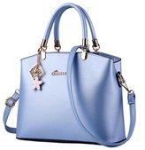 XibeiTrade Women Top Handle Satchel Handbags Tote Purse