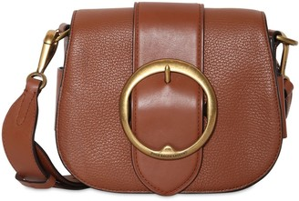 Polo Ralph Lauren Leather Crossbody Bag
