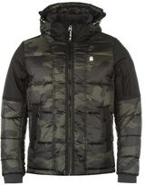 G Star Whistler Hooded Camo Jacket