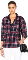 Engineered Garments Big Plaid Flannel Work Shirt