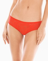 Soma Intimates Enticing Allover Lace Hipster