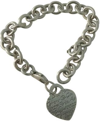 Tiffany & Co. & Co Return to Silver Silver Bracelets