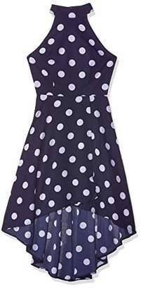 Yumi Women's Dres Hi-low Dress,(Manufacturer Size: 42)