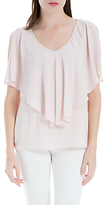 Max Studio Frill Detail Blouse