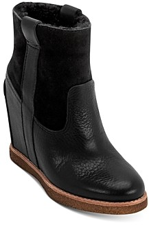 Dolce Vita Women's Pavlos Wedge Heel Booties