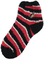 For Bare Feet Arizona Coyotes Sleep Soft Candy Striped Socks