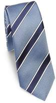 HUGO BOSS Jumbo Striped Silk Tie