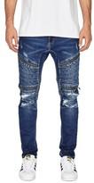 Men's Nxp Vengeance Skinny Moto Jeans