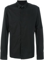 Les Hommes classic fitted shirt