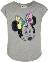 Gap Disney Print Tshirt grey heather