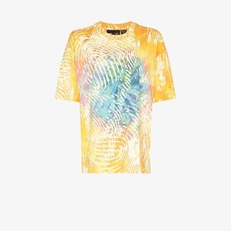 adidas x Pharell Williams tie-dye T-shirt