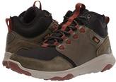 Teva Arrowood Venture Mid WP (Dark Olive) Men's Shoes