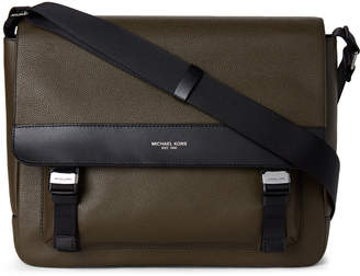 Michael Kors Olive Greyson Laptop Messenger Bag