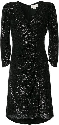 Sachin + Babi Kayla sequinned dress