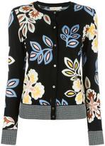 Tory Burch floral pattern cardigan