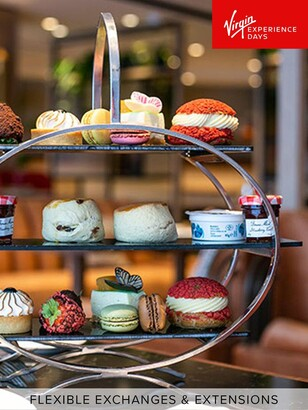Virgin Experience Days Afternoon Tea for Two at the Luxury 5 StarLowry Hotel, Manchester
