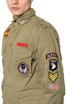 Alpha Industries Vintage M-65 Cw Slim Cotton Field Jacket